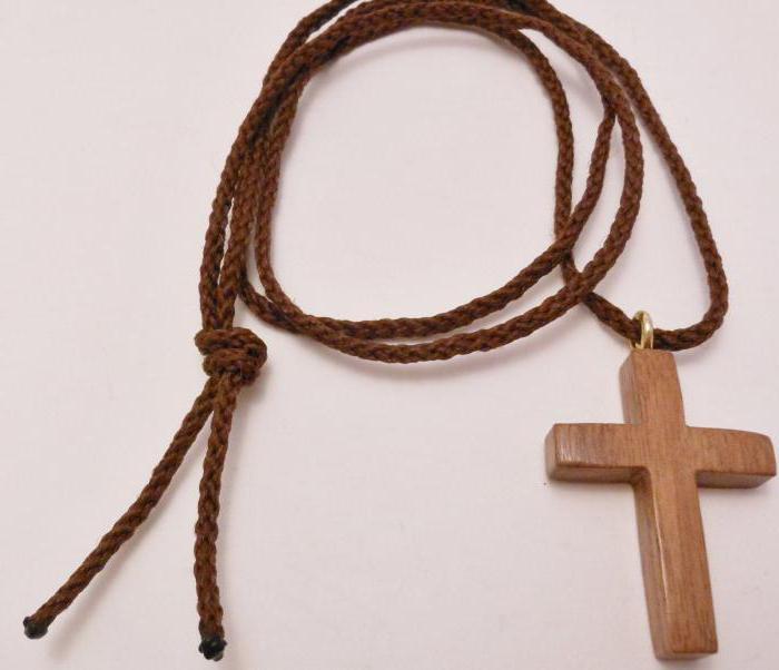 Шнурок для крестика своими руками