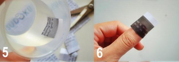 красивый маникюр на маленькие ногти