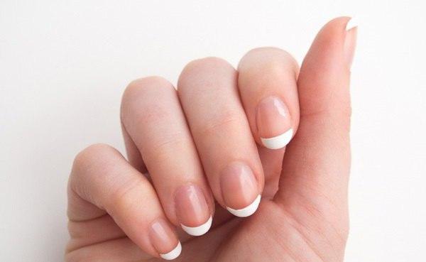 маникюр на маленькие ногти в домашних условиях