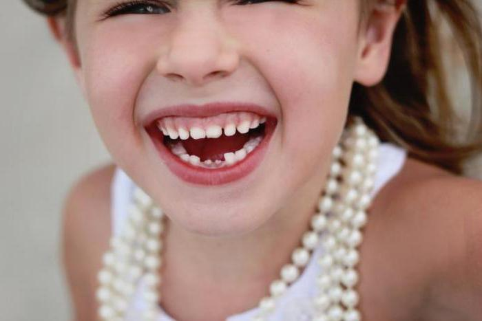 Молочные зубы у детей схема выпадения
