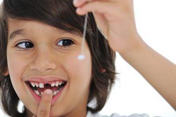 Схема выпадение молочных зубов у детей возраст