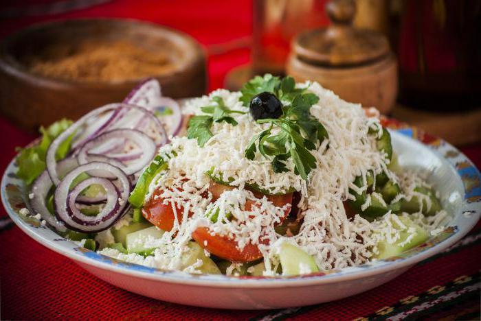 Лучшие блюда болгарской кухни