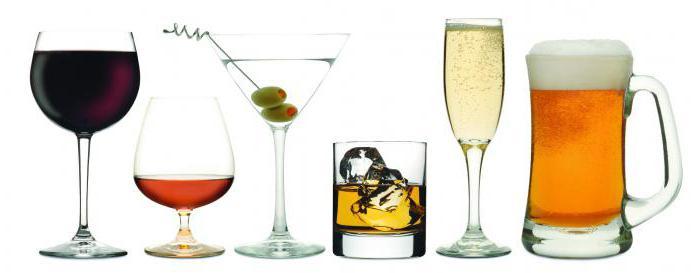 Промилле алкоголя в крови