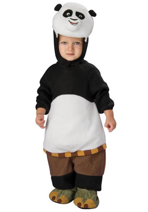 Карнавальный панда-костюм  отличный выбор для праздника a009af1e366b5