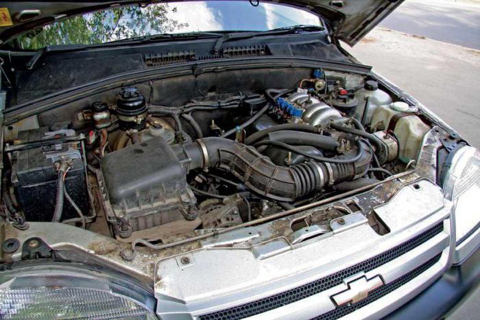 какой двигатель на ниве