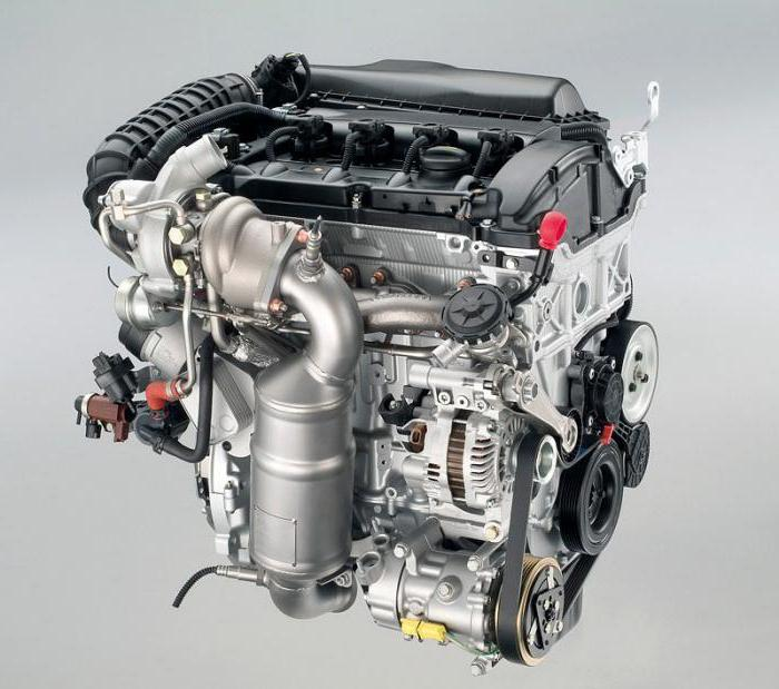 двигатель шеви нива