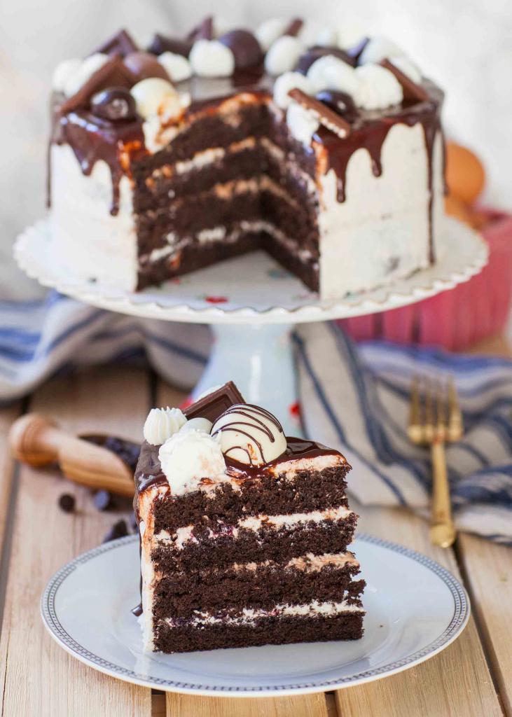 торт для девочки 6 лет