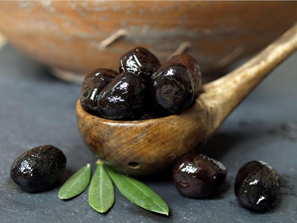 консервированные маслины