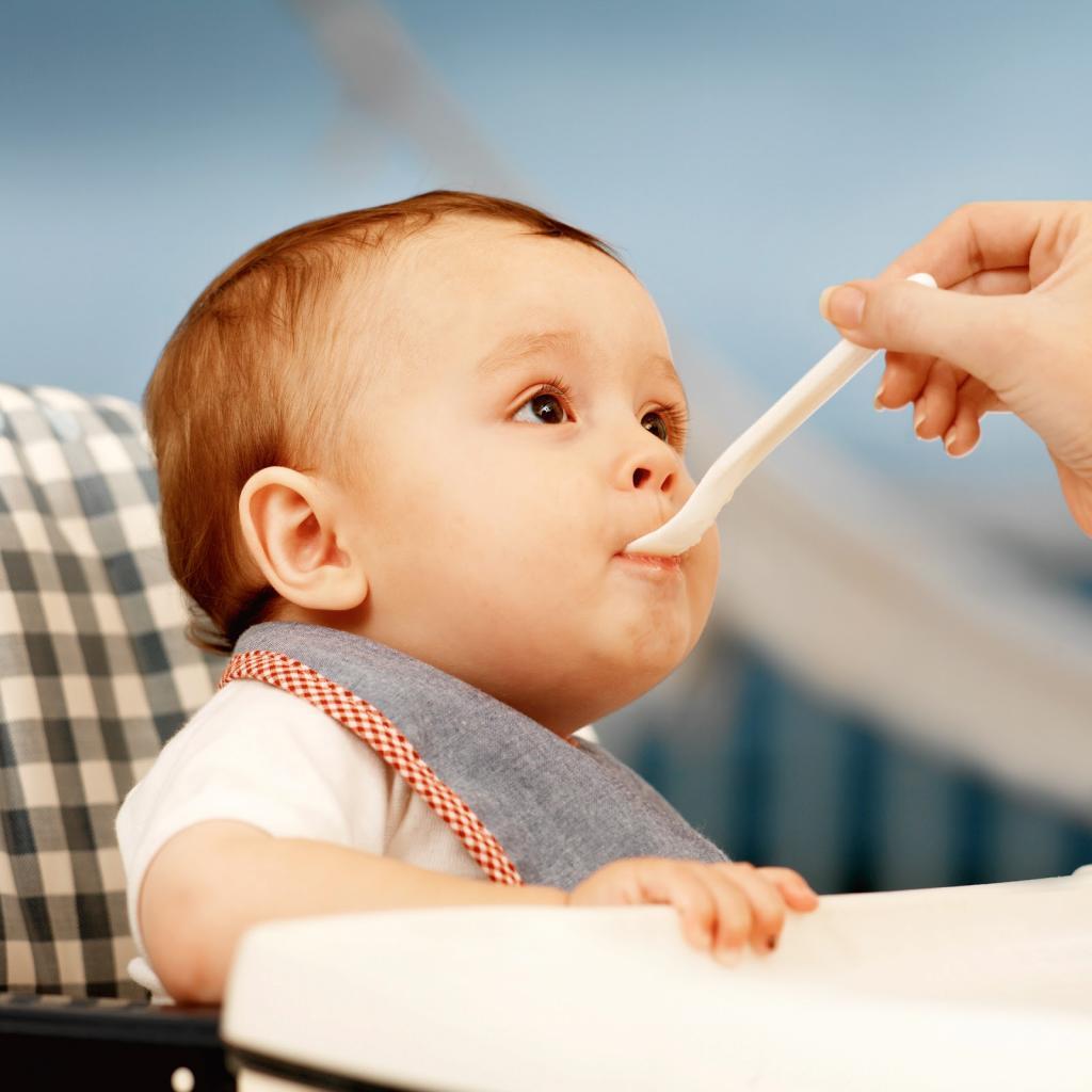 Манная каша для ребенка в 1 год: рецепт приготовления