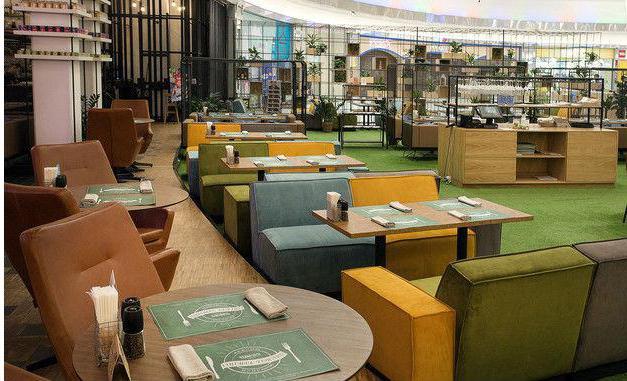 Вкусные и недорогие рестораны в центре спб