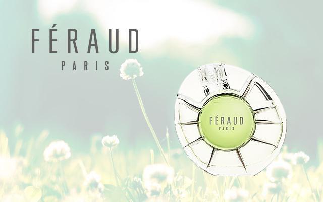 ферауд зеленый парфюм