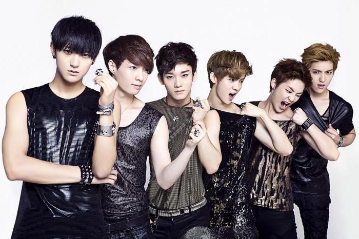 exo картинки группы