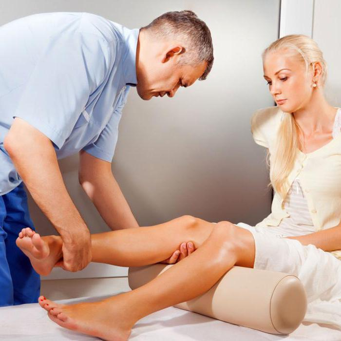 Чем лечить закупорку вен на ногах