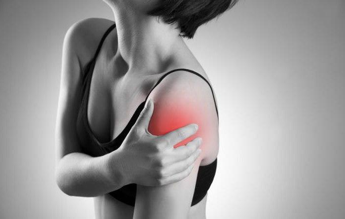 плечевой остеохондроз симптомы и лечение