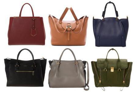 Виды и стили сумок: описание, систематизация. Дамские сумки…