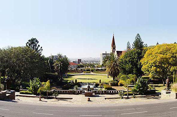 Намибия: столица Виндхук. Достопримечательности и фото