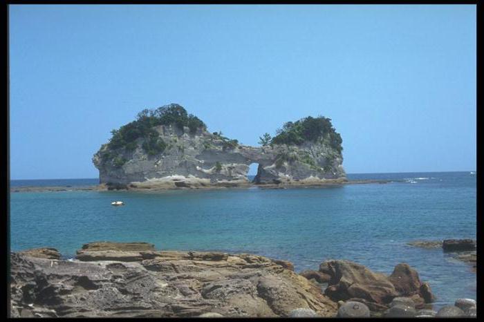 японский остров хонсю