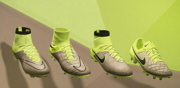 сороконожки для футбола найк