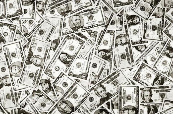 номиналы долларовых банкнот сша
