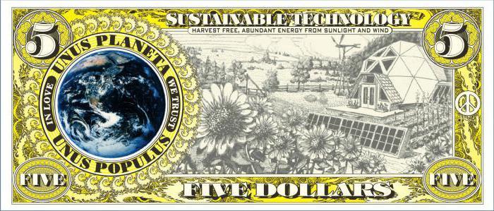 номиналы долларовых банкнот