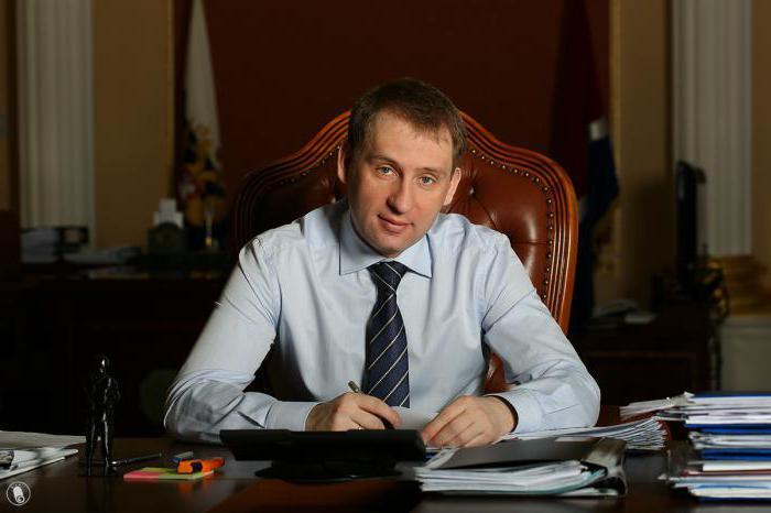 губернатор амурской области козлов