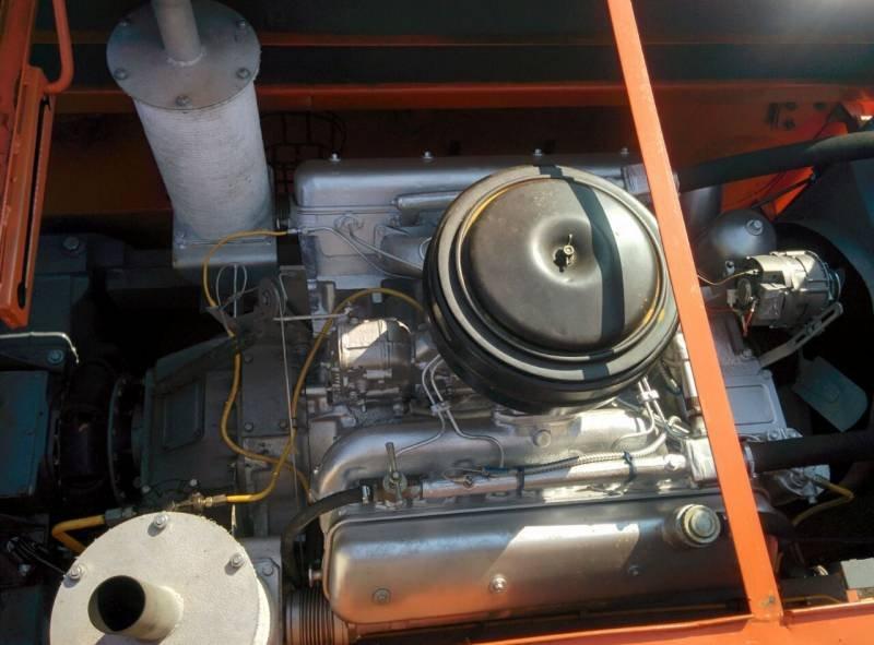 Двигатель ЭО-5126
