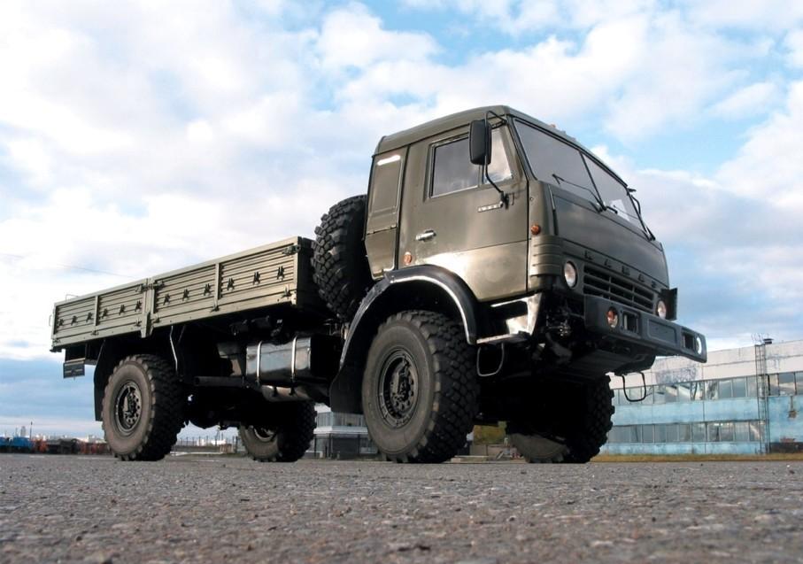 КАМАЗ-4326 бортовой
