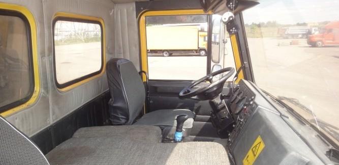 МАЗ 6515 кабина