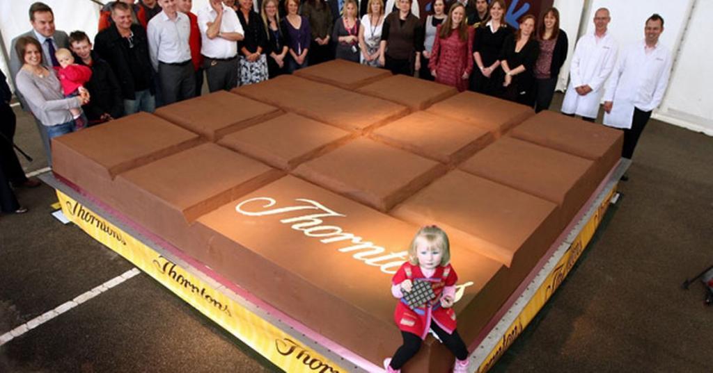 ламп самый большой шоколад в мире картинки помощью устройства