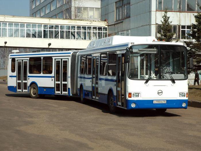 """ЛиАЗ-6212 — российский вариант """"Икаруса"""""""