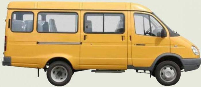 микроавтобусы все марки