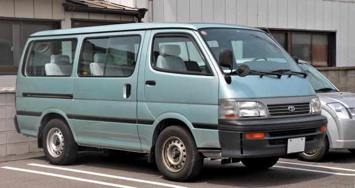 Микроавтобусы, все марки и модели русских и русских микроавтобусов