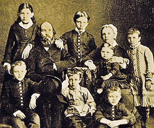 семья ульяновых сергей