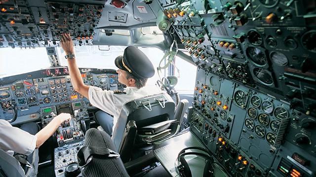 Кабина самолета: что внутри?