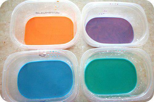 Краска меловая: виды, область применения