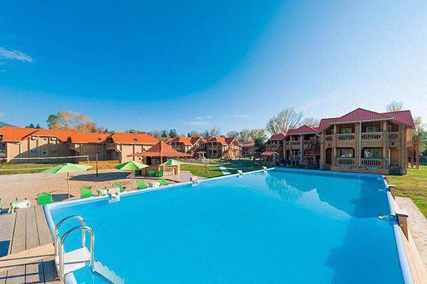 отель дивное озеро лазаревское