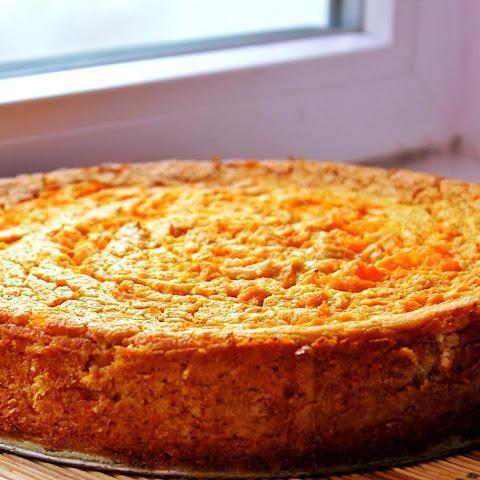 морковно творожная запеканка в духовке рецепт с фото