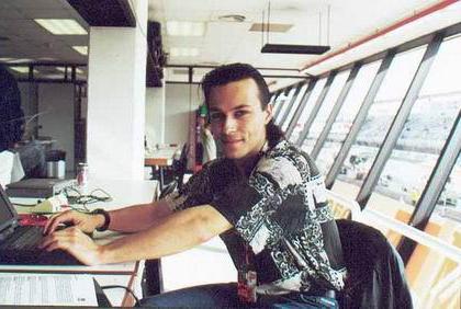 Алексей Попов — глас Формулы-1 в Рф