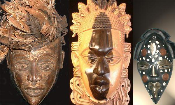 африканская маска значение