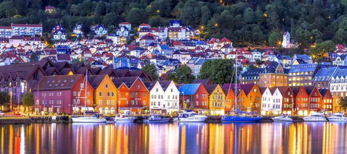 королевство водопады норвегии достопримечательности