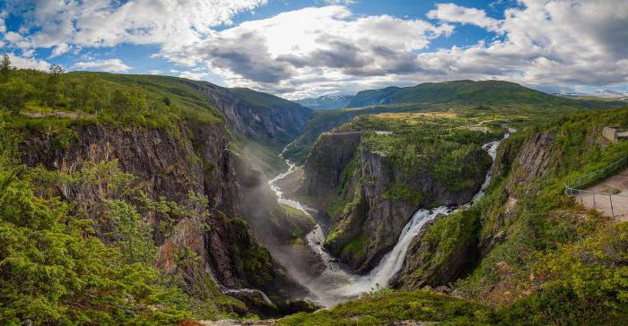 достопримечательности королевства норвегия