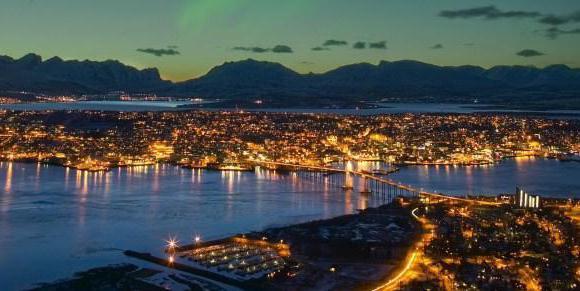 королевство норвегия достопримечательности