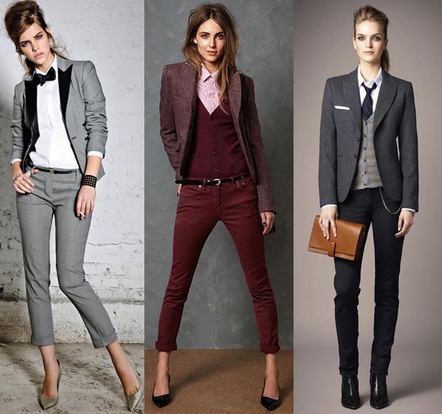 Официальный Стиль Одежды