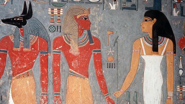 наскальные рисунки египта картинки очень много