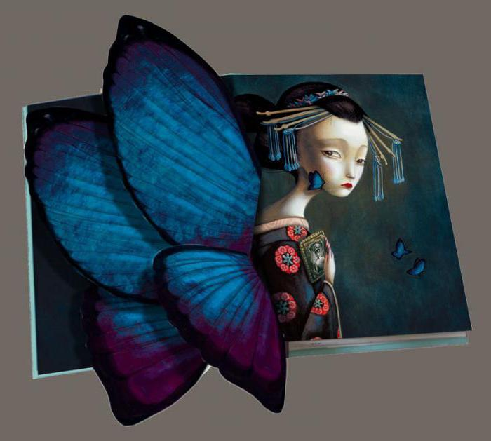 Benjamin Lacombe is the author of unusual three-dimensional illustrations, plunges into the world of fairy tales