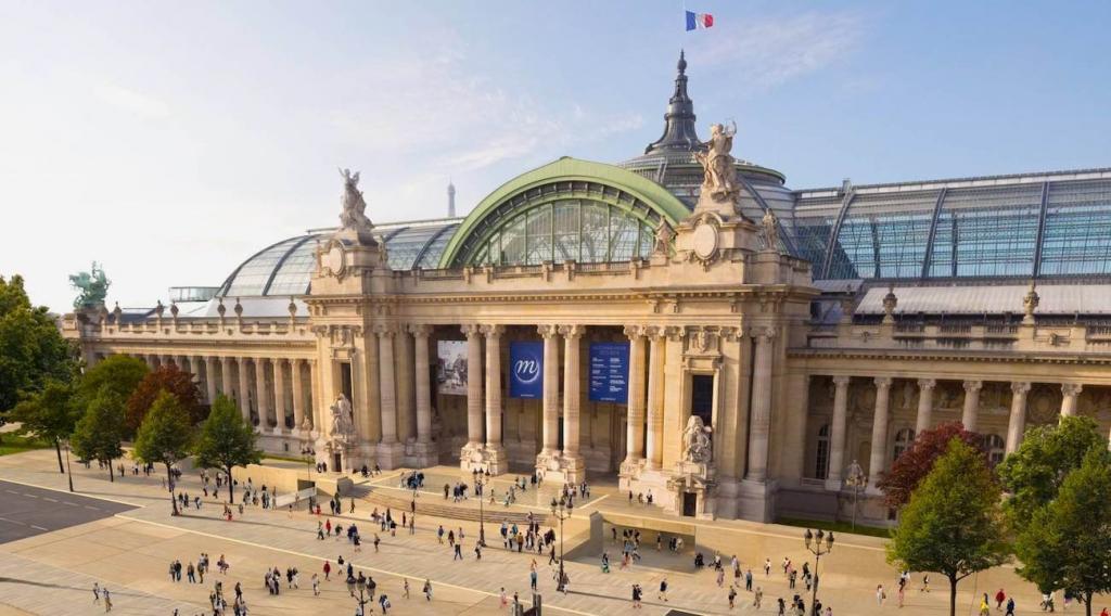Большой дворец, Париж: история создания, архитектура и отзывы туристов с фото