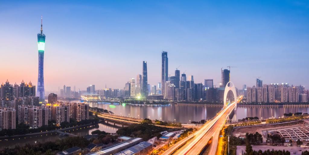 Куда сходить в Гуанчжоу: достопримечательности, места для отдыха и развлечений