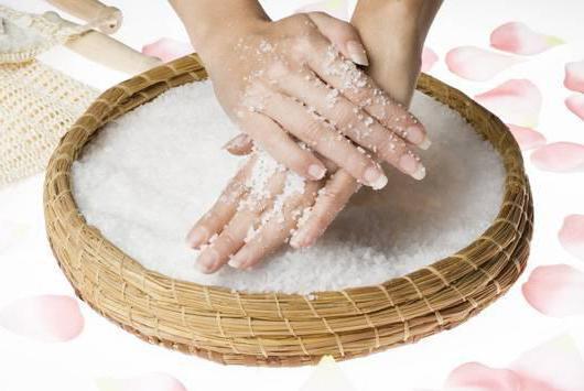 Очищающий скраб своими руками