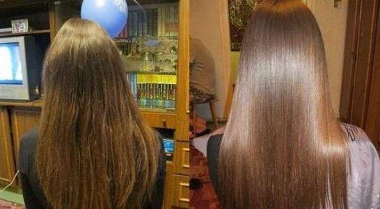 и <i>для ухода за ламинированными волосами</i> отзыв ламинирование волос в салоне красоты