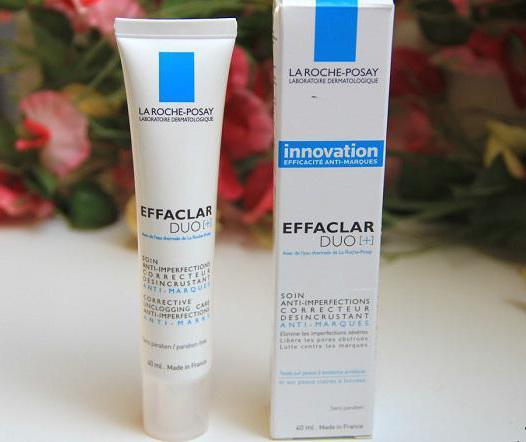 Effaclar Duo инструкция по применению - фото 4